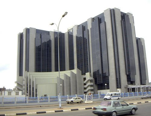 CENTRAL BANK OF NIGERIA-HEAD OFFICE ABUJA