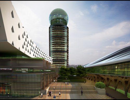 International Convention Centre Abuja Option 1