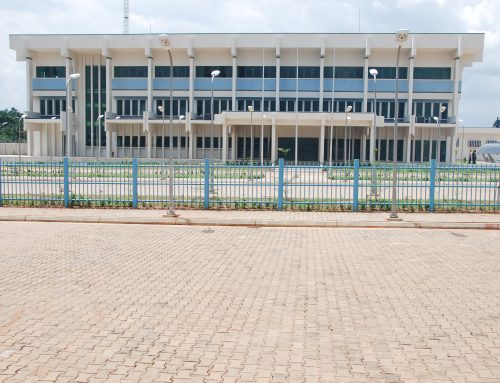 Central Bank Of Nigeria Awka Branch Building